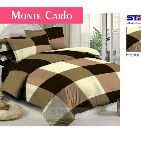 Harga Merk Jaket Monte Carlo detail produk sprei dan bedcover monte carlo toko bunda