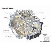 Ford GETRAG Powershift Transmission Production Begins
