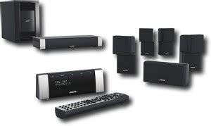 bose lifestyle v20 home theater system review not the best