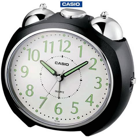 alarm wall clocks casio table alarm clock tq 369 1df