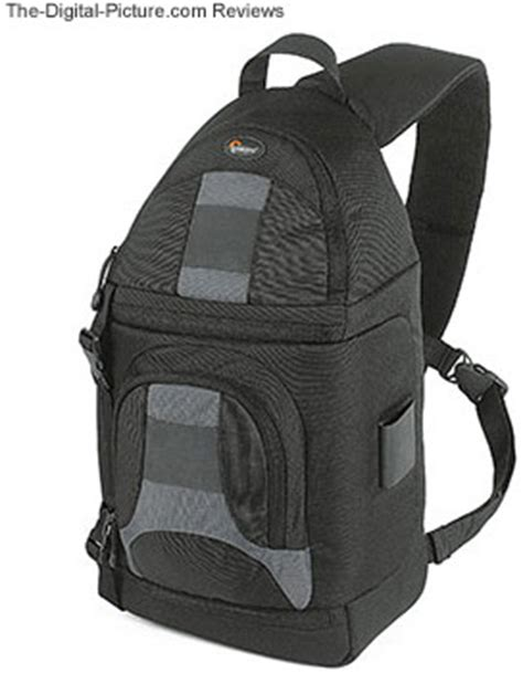lowepro slingshot  aw review