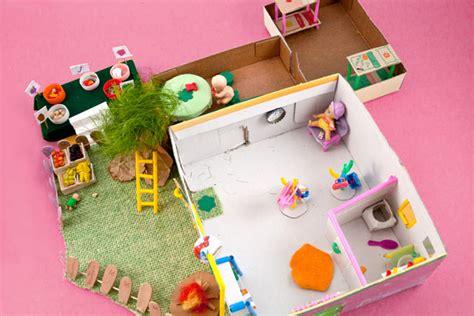 mobili in miniatura fai da te come fare una casa delle bambole fai da te in miniatura