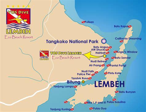 dive packages lembeh dive package yos resort happydive net