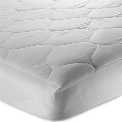 mattress topper bed bath and beyond buy bedding essentials california king mattress pad from