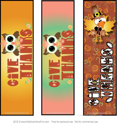 printable turkey bookmarks 5 best images of printable thanksgiving bookmarks free