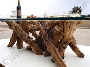 vinya alionza vine grapevine coffee table