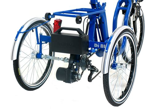 Di Blasis Motorized Folding Tricycle by Free Folding Tricycle Di Blasi Mod R34