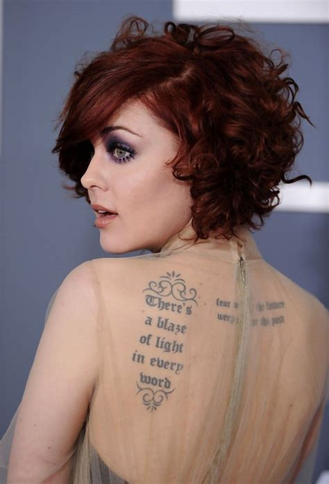 anna nalick photos photos 53rd annual grammy awards zimbio