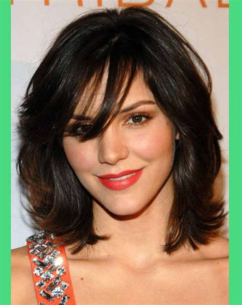 Medium Curly Hairstyles For Faces by Medium Length Curly Hairstyles For Faces