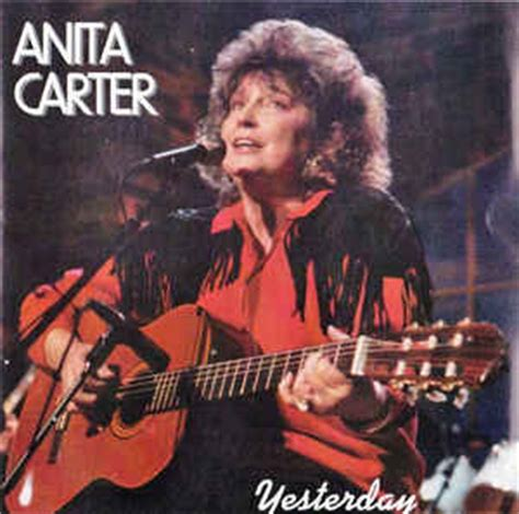 cd format wpl anita carter yesterday cd album at discogs