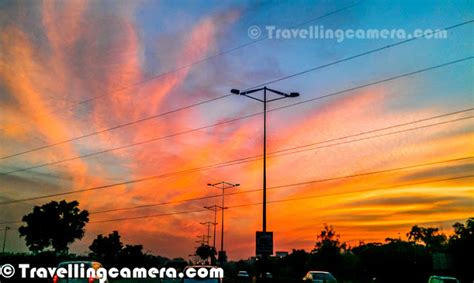 december s darkest day while i breathe i books mobilegiri with sunset hues during winters in delhi