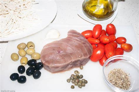 cucinare tonno tonno ricette di cucina
