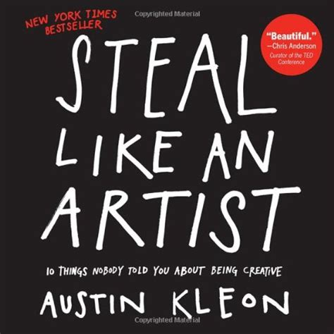 libro steal like an artist steal like an artist book summary