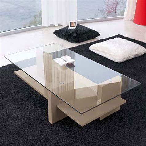 mesa de centro moderna zen de lujo en portobellodeluxe