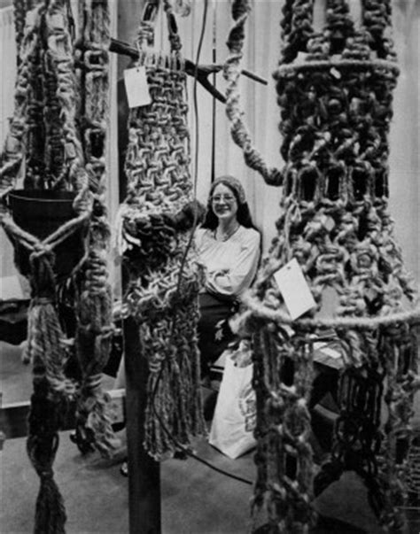 History Of Macrame - macrame that wildly popular 1970s fad