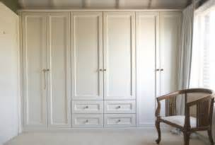 Storage in the bedroom is a very important consideration when