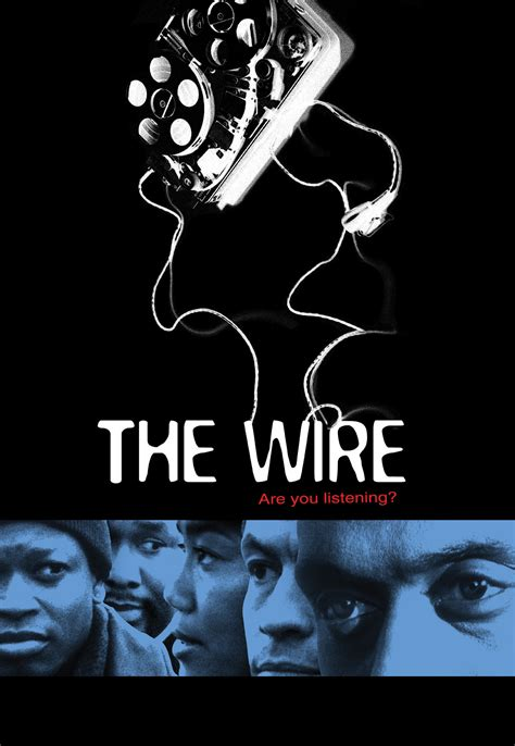 poster the wire tv series s2 3 dvdbash dvdbash