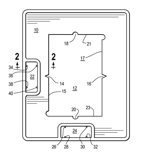 templates for electrical boxes patent us20120096724 cut out template google patents