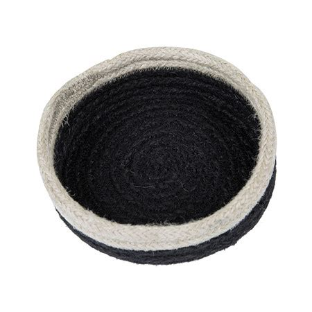 Braided Rug Coasters by Buy The Braided Rug Company Coasters Set Of 6 Black