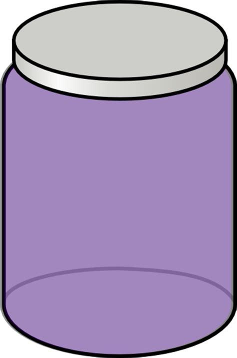 Clipart Jar purple jar clip at clker vector clip