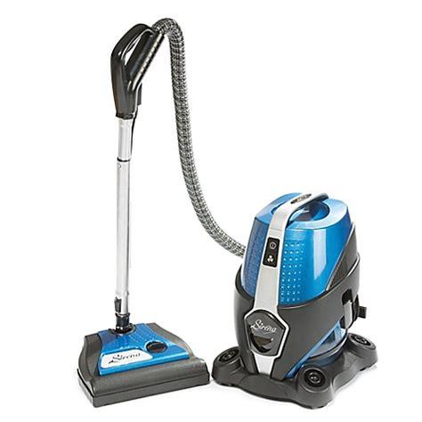 Vaccum Water sirena vacuum w water filtration www bedbathandbeyond ca