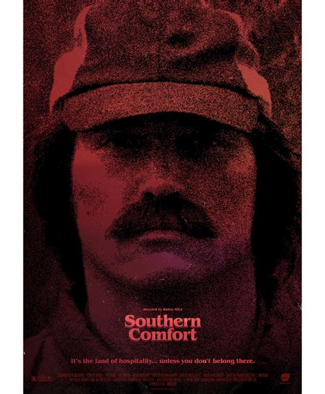 southern comfort full movie alternative movie poster for southern comfort by steve marchal