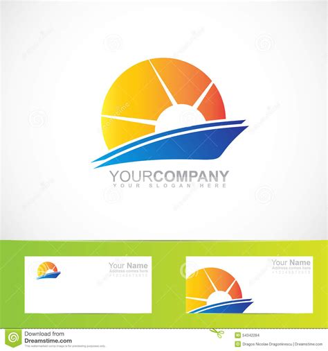 sun rays logo stock vector image of symbol corporate