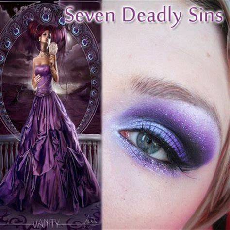 7 Deadly Sins Vanity by Seven Deadly Sins Vanity Make Up