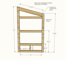 Building A House Floor Plans White Outhouse Plan For Cabin Diy Projects