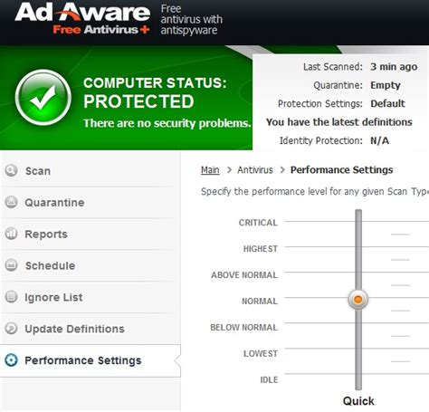 best adware protection ad aware free antivirus spyware removal review for