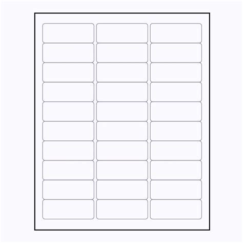 free template for avery 5160 avery labels 5160 template with picture the hakkinen