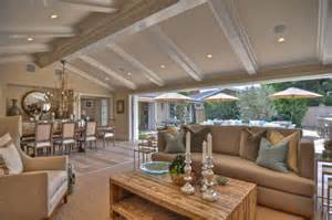 Living Room Colors With Beams Contemporary Living Room Ideas And Photos