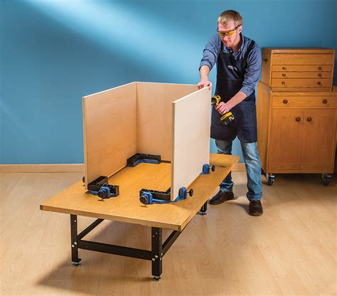 Diy Building Kitchen Cabinets Rockler Introduces Corner Clamping Jig