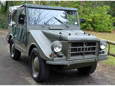Audi Munga For Sale 1963 dkw auto union audi munga jeep for sale