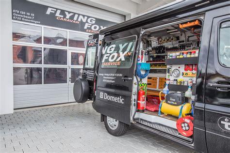 reparatur werkstatt werkstatt flying fox