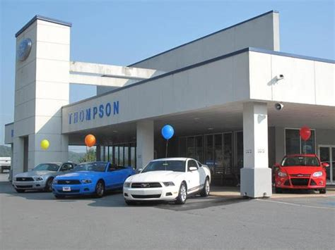 Ronnie Thompson Ford by Ronnie Thompson Ford Car Dealership In East Ellijay Ga