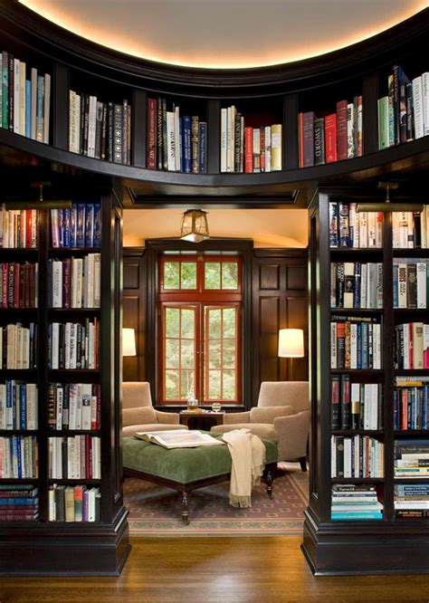 Library Reading Room | reading room with library ideas