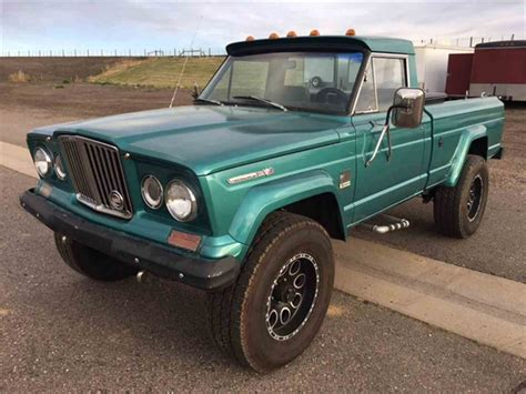 jeep gladiator sale 1969 jeep gladiator for sale classiccars cc 977973
