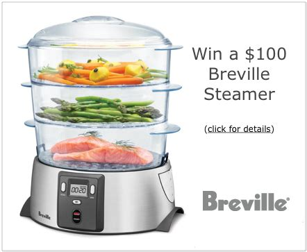 Does Anyone Ever Win Sweepstakes - would you like to enter to win this deluxe steamer