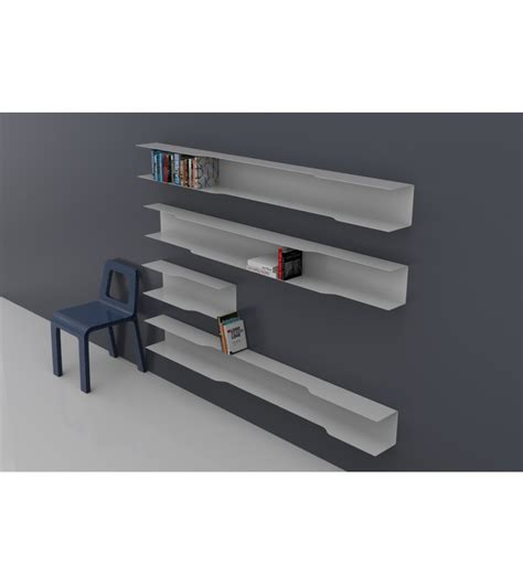 Mensole Modulari Mensole Modulari A Parete In Metallo Di Designer Julien Vidame