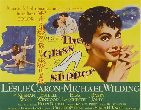 the gentleman s search the glass slipper chronicles books the glass slipper 1955 charles walters leslie caron