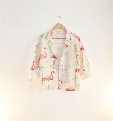 Flamingo Jacket flamingo jacket flamingo fever flamingo