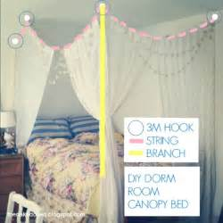 Diy Canopy Bed With Command Hooks 30 Wonderful Ways To Organize Your With Command Hooks