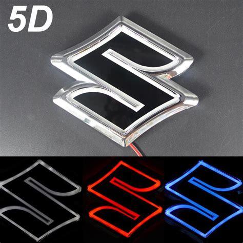 Emblem Suzuki 5d Rear Badge Bulb Emblem Car Logo Light For Suzuki