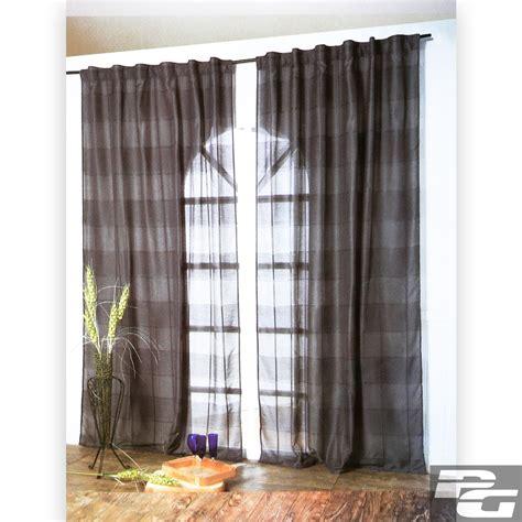 vorhang store gardinen 140cm x 245cm quot antik 2 quot mit gardinenband vorhang