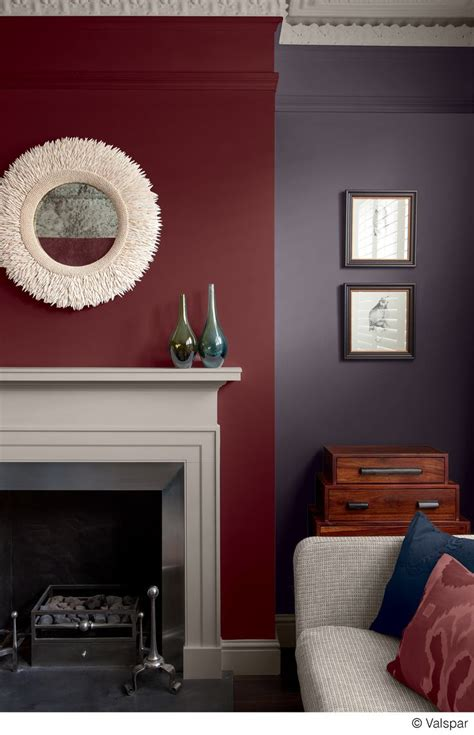 maroon wall paint 1000 ideas about burgundy walls on pinterest burgundy