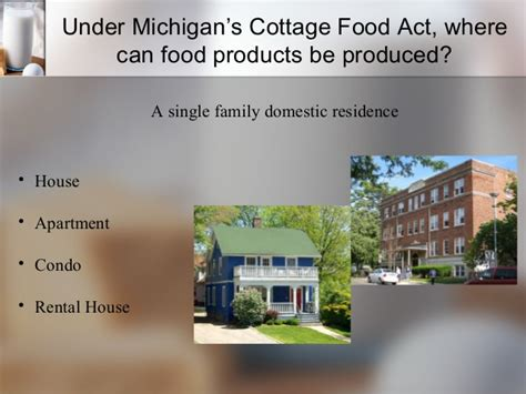 cottage food cottage food workshop