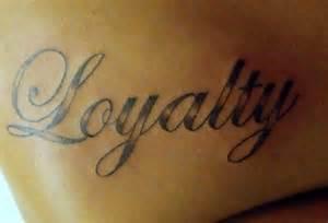 loyalty tattoo designs tattoo ideas pictures tattoo