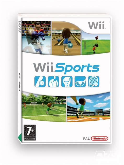 wii console sports original wii sports coming to wii u in hd with