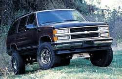 country lift kit for 1988 1996 98 chevy gmc tahoe